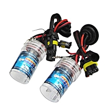 New Pair 55W 9006/HB4 HID REPLACEMENT BULB Single Bulb For Motorcycle