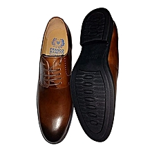 05a8f7bb3ad94f Men  039 s Official Shoes - Brown