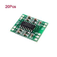 20Pcs PAM8403 Miniature Digital USB Power Amplifier Board 2.5V - 5V