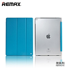 Remax PU Leather Stand Folio Flip Case Cover For Apple iPad Pro 12.9 inch