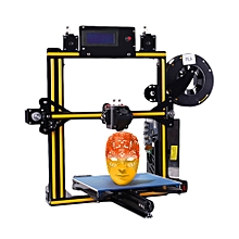 Zonestar® Z5M2 DIY 3D Printer Kit With Auto-leveling Function Single/Dual/Mixed Color Print  EU PLUG