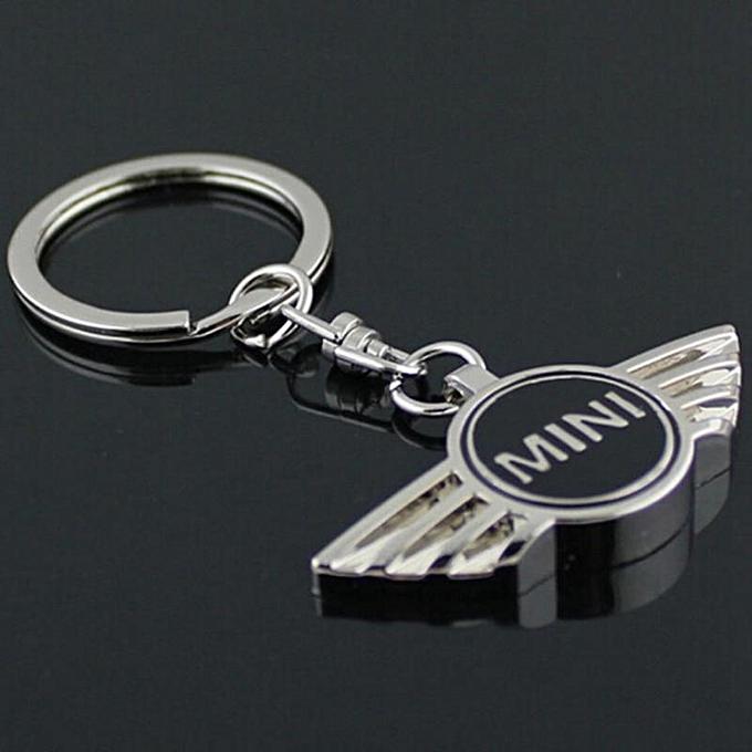 18b92be421 Car Pendant Alloy Car Keyring Keychain Key Chain Auto Key Ring Holder For Mini  Cooper Countryman