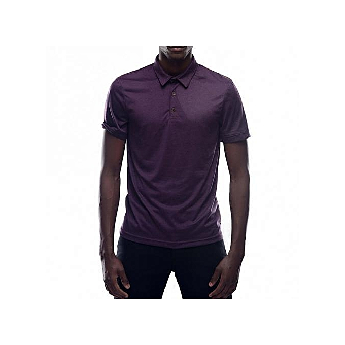 ea248884 Zecchino Mulberry Short Sleeved Mens Plain Polo T-shirts @ Best ...