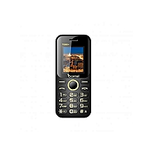 7000+ Dual Phone with FM Radio Phone-Black