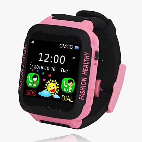 492bb03a9c7 Generic Waterproof C3 Smartwatch GPS Tracker kids Smart watch Phone Support  SIM card Anti Lost SOS Call Children Bluetooth Activity Finder Fitness  Tracker ...