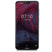 X6 5.8 inch Android 8.1 4GB RAM 64GB ROM 3060mAh-Black