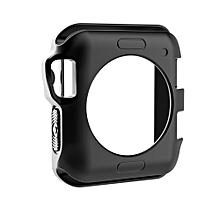 TPU Protective Case  for Apple Watch Series 3 & 2 & 1 42mm(Black)