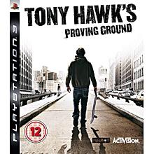 PS3 Game Tony Hawks Proving Ground