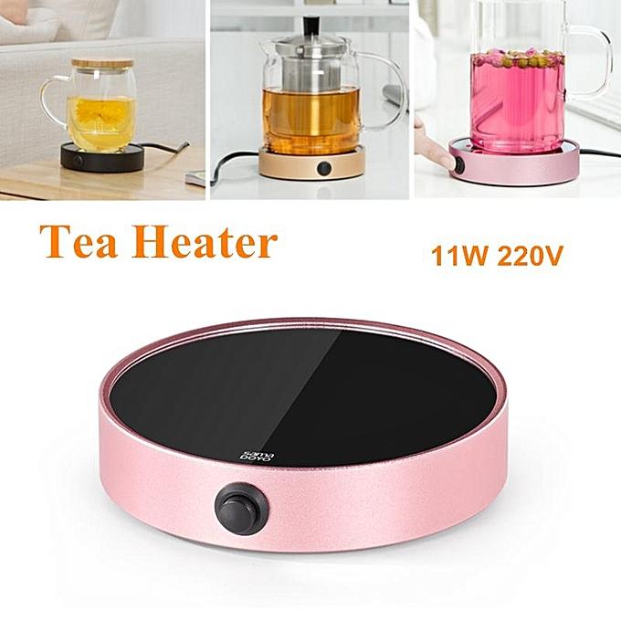 e4957d0734e Generic Portable Electric Desktop Coffee Warmer Tea Heater Cup