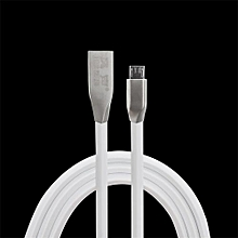 FS-V2 For Android Fast Charging Cable Transfer Data Line Excellent Alloy Shell