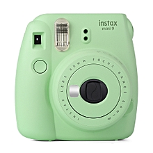 Instax Mini 9 - Instant Camera - Blue Green