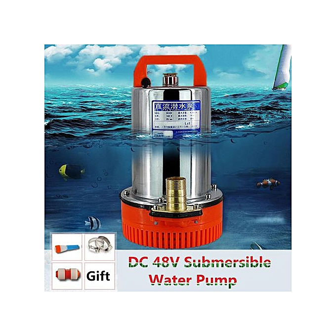 Submersible Clean Dirty Water Pump 1 5HP Swimming Pool Pond Flood Drain