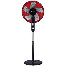 """RM/552- Stand Fan 16"""" -Black"""