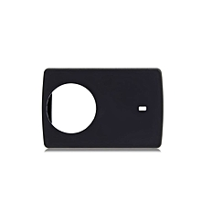 Soft Silicone Protective Cover Case For Xiaoyi Sport Camera 2 - Black