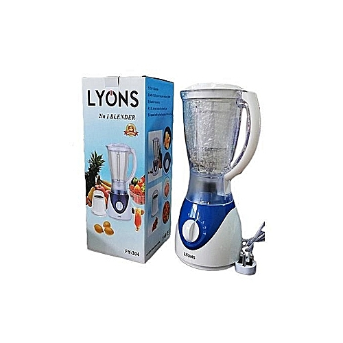 2 in 1 Blender with Grinding Machine 1.5L