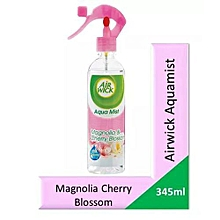 Aquamist Spray Magnolia & Cherry Blossom – 345ml