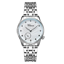 new fashion elegant leather stainless steel watchband women quartz watches female watch women lucky wrist watches lady
