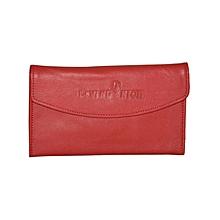 Maroon Classy Ladies Wallet