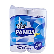 Kitchen Towels Rolls - X2