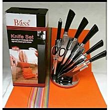 Unique Quality Knife set