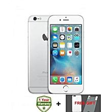 iPhone 6 4.7 inch 1GB + 16GB 8MP + 1.2MP (Gift) – Silver