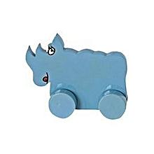 Animals on Wheels - Blue