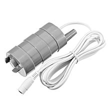 DC 12V Brushless Magnetic Submersible Water Pump 5M Fish Pond [1000L/H]