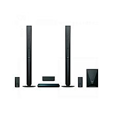 1000W DVD HOME THEATRE SYSTEM, 5.1CH, BLU-RAY, 3D, FULL HD, WI-FI CONNECTIVITY, BLUETOOTH, BDV-E4100 – Black