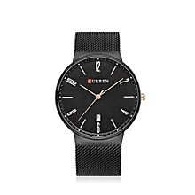 2020 NEW  Fashion Wach Wrist male Watches Men date Quartz Watch Ultra thin Dial Clock Man Relogio Masculino 8257