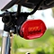 UJ Waterproof 5 LED Bike Bicycle Light Safety Rear Flashlight Tail Warning Lamp