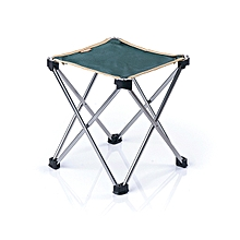 Naturehike NH15D012-B Portable Folding Chair Aluminum Alloy Picnic BBQ Beach Stool M