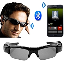 Smart Bluetooth Glasses With HD 1080P Camera Music Riding Sunglasses LBQ