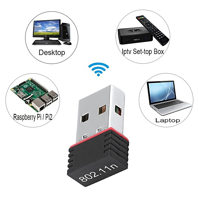 Generic 150mbps Usb Wifi Adapter Wireless Network Card
