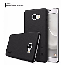 Super-Frosted-Shield-Executive-Case for Samsung Galaxy C7 - Black