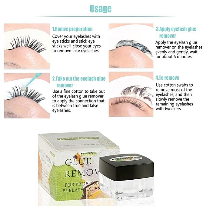 Buy Universal Eyelash Extension Remover Lash Glue Adhesive Gel