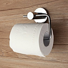New Chrome Polished Stainless Steel Bathroom Toilet Paper Holder Tissue Roll Bar