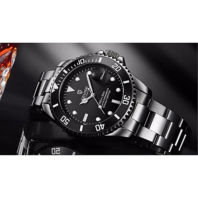 ae90321bd17 ... TEVISE Automatic Mechanical Watches Men watch Relogio Automatico  Masculino Waterproof Sport Business Wristwatch Male Clock 801 ...