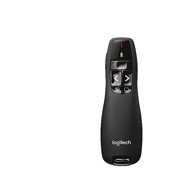 b2ed6e72a3b Logitech R400 - Wireless Presenter (Bering Lite) - Black . By Logitech