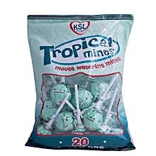 20 Tropical Mints Lollilops