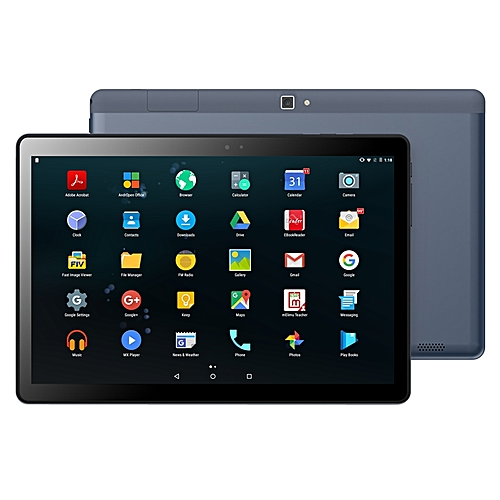 "10-inch Smartphone Tablet , 11"", 16+2GB RAM, Black"