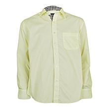 Light Yellow Shirt