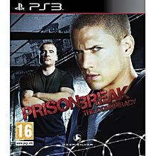 PS3 Game Prison Break