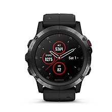 fēnix 5X Plus Outdoor Smart GPS Sports Watch Heart Rate Monitor Watch