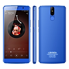 POWER 5, Dual 4G, 6GB+64GB, Dual Back Cameras, 7000mAh Battery, Face ID & Fingerprint Identification, 5.99 inch Android 8.1 MTK6763 Octa Core up to  2.0GHz, Network: 4G, Dual SIM, Wireless Charge(Blue)