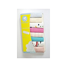 8 Pieces Assorted Color Baby/Infant/Newborn Washcloth/Bath-towel .