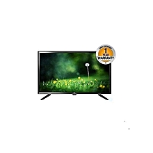 "32""- Digital LED TV - Black"