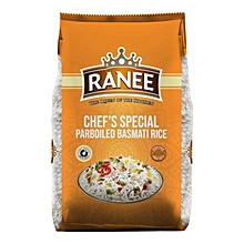 Chef's Special Parboiled Basmati Rice, 1Kg