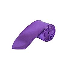 d2a09bf6a4fa7 Royal Purple Men's Satin Medium Neck Tie