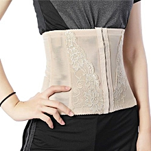 Breathable Postpartum Recovery Belly Belt Elastic Front Buckle Maternity Waist Band