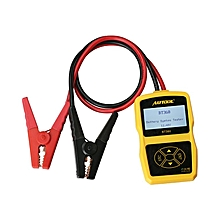 AUTOOL Car Battery Tester BT360 Test 12V Capacity Yellow